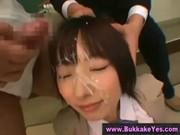 ニューハーフの制服美少女の高速フぇラちおでbukkake動画像無料動画