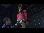 緊縛された美形ニューハーフが手コキ攻めで悶絶してるにゅうはーふ動画